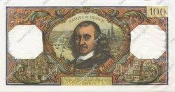 100 Francs CORNEILLE FRANCE  1972 F.65.39 SPL