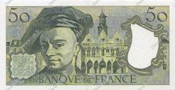 50 Francs QUENTIN DE LA TOUR  FRANCE  1979 F.67.05 SUP+