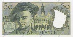 50 Francs QUENTIN DE LA TOUR FRANCE  1979 F.67.05 SPL