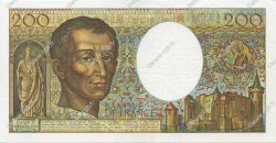 200 Francs MONTESQUIEU FRANCE  1985 F.70.05 SUP+