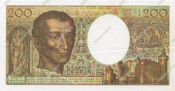 200 Francs MONTESQUIEU FRANCE  1992 F.70.12c SUP