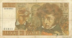 10 Francs BERLIOZ FRANCE  1972 F.63 B