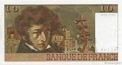 10 Francs BERLIOZ sans signatures FRANCE  1973 F.63bis.01 SUP+