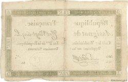 125 Livres FRANCE  1793 Muz.45 TTB