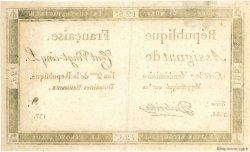 125 Livres FRANCE  1793 Muz.45 SUP+