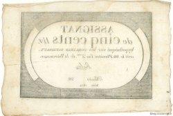 500 Livres FRANCE  1794 Muz.48 TTB+