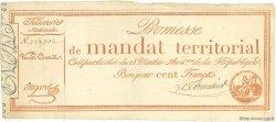 100 Francs FRANCE  1796 Muz.61 TTB+