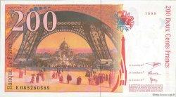 200 Francs EIFFEL FRANCE  1999 F.75.05 NEUF