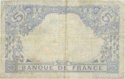 5 Francs BLEU FRANCE  1916 F.02.46 TB+