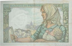 10 Francs MINEUR FRANCE  1942 F.08.05 TTB+
