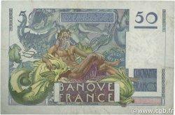 50 Francs LE VERRIER FRANCE  1947 F.20.07 TTB