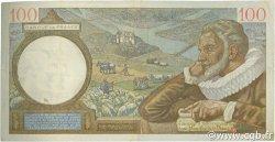 100 Francs SULLY FRANCE  1940 F.26.32 TTB+