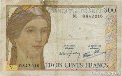 300 Francs FRANCE  1938 F.29.02