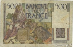 500 Francs CHATEAUBRIAND FRANCE  1948 F.34.08 pr.TB