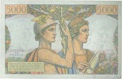 5000 Francs TERRE ET MER FRANCE  1951 F.48.05 SPL