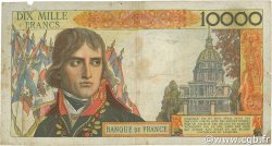 100 NF sur 10000 Francs BONAPARTE FRANCE  1958 F.55.01 B+