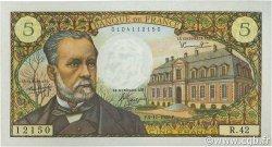 5 Francs PASTEUR FRANCE  1966 F.61.04 SPL
