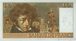 10 Francs BERLIOZ FRANCE  1972 F.63.01 SPL