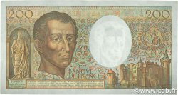 200 Francs MONTESQUIEU FRANCE  1986 F.70.06 TTB+