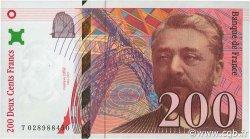200 Francs EIFFEL FRANCE  1996 F.75.02 SPL+