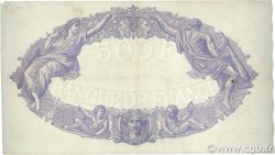 500 Francs BLEU ET ROSE FRANCE  1917 F.30.23 pr.TTB