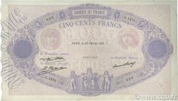 500 Francs BLEU ET ROSE FRANCE  1931 F.30.34 pr.TTB