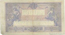 1000 Francs BLEU ET ROSE FRANCE  1925 F.36.41 TB+