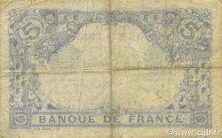 5 Francs BLEU FRANCE  1916 F.02.44 TB