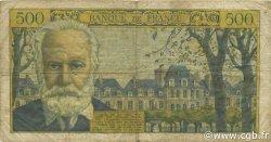 500 Francs VICTOR HUGO FRANCE  1957 F.35.07 B