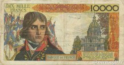 10000 Francs BONAPARTE FRANCE  1958 F.51.11 pr.TB