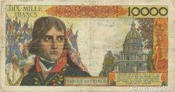 10000 Francs BONAPARTE FRANCE  1958 F.51.11 pr.TB