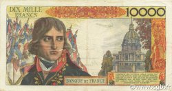 10000 Francs BONAPARTE FRANCE  1958 F.51.13 TB+