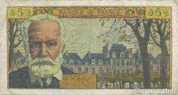 5 Nouveaux Francs VICTOR HUGO FRANCE  1962 F.56.10 TB