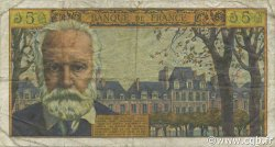 5 Nouveaux Francs VICTOR HUGO FRANCE  1963 F.56.13 B+