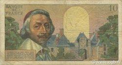 10 Nouveaux Francs RICHELIEU FRANCE  1959 F.57.02 B+