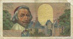 10 Nouveaux Francs RICHELIEU FRANCE  1959 F.57.04 TB+