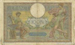 100 Francs LUC OLIVIER MERSON sans LOM FRANCE  1921 F.23.14