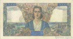 5000 Francs EMPIRE FRANÇAIS FRANCE  1945 F.47.48 TTB+