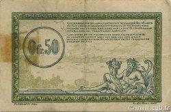 50 Centimes FRANCE régionalisme et divers  1923 JP.04 TTB