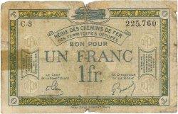 1 Franc FRANCE régionalisme et divers  1923 JP.05 B+