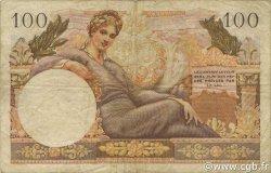 100 Francs Trésor Public FRANCE  1955 VF.34.01 TB