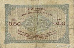 50 Centimes MINES DOMANIALES DE LA SARRE FRANCE  1920 VF.50.01 pr.TB