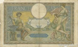 100 Francs LUC OLIVIER MERSON avec LOM FRANCE  1909 F.22.02 B+
