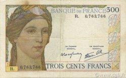 300 Francs FRANCE  1939 F.29.03 TB+