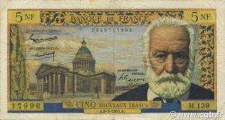 5 Nouveaux Francs VICTOR HUGO FRANCE  1965 F.56.18 TTB