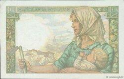 10 Francs MINEUR FRANCE  1949 F.08.22 SPL
