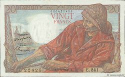 20 Francs PÊCHEUR FRANCE  1950 F.13.17 TTB