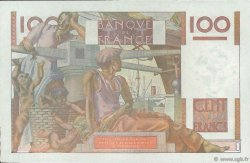 100 Francs JEUNE PAYSAN FRANCE  1952 F.28.31 SPL