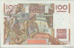 100 Francs JEUNE PAYSAN FRANCE  1952 F.28.33 SUP
