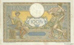 100 Francs LUC OLIVIER MERSON sans LOM FRANCE  1917 F.23.09 TB+